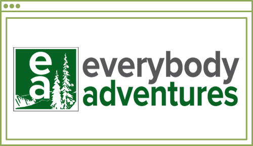 Everybody Adventures Explore Icon